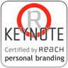 Keynote Certified by Reach Personal Branding